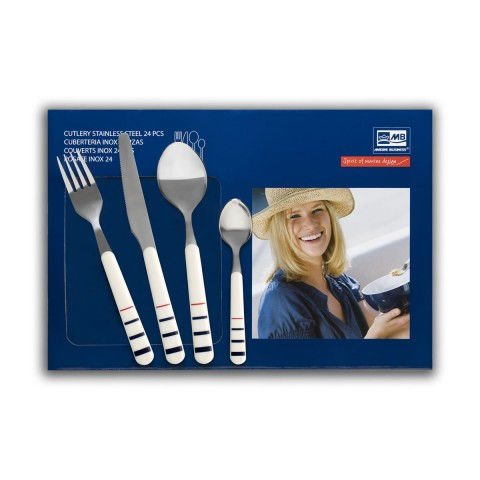 CANNES  6 Person Cutlery Set - 24 Pcs