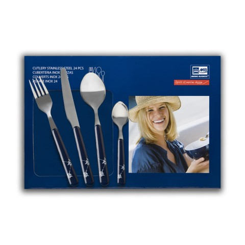 NorthWind 6 People Cutlery Set - 24 Pcs