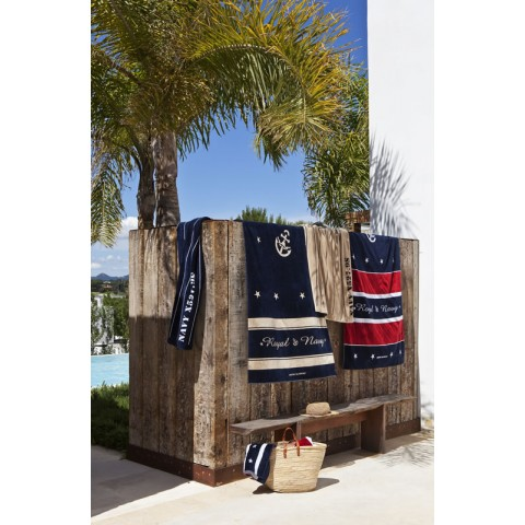 ROYAL CHIC Deck Towel with Pillow