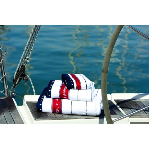 ROYAL RED Towel - Set of 3