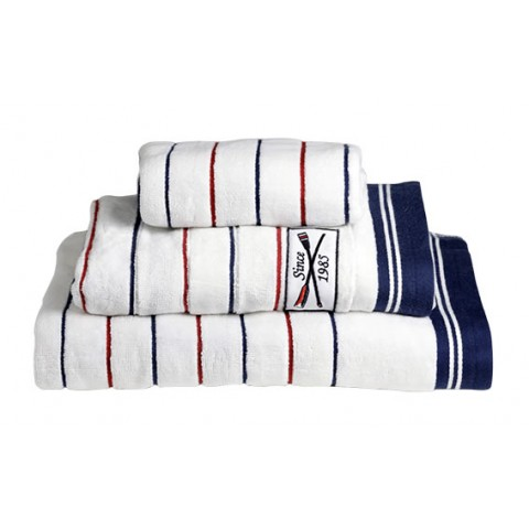 SPIRIT White Towel Set - 3 Pcs