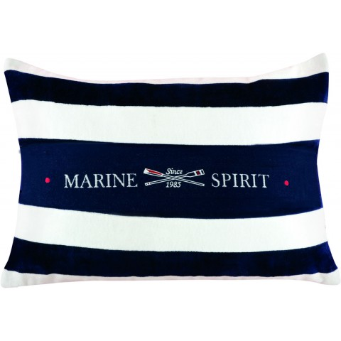 SPIRIT Navy Cushion Case - Set of 2