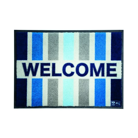 WELCOME Non-Slip Mat - Set of 2