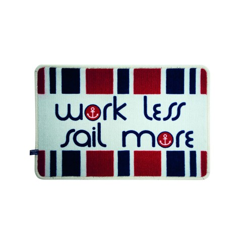 WORK LESS Non-Slip Mat - Set of 2
