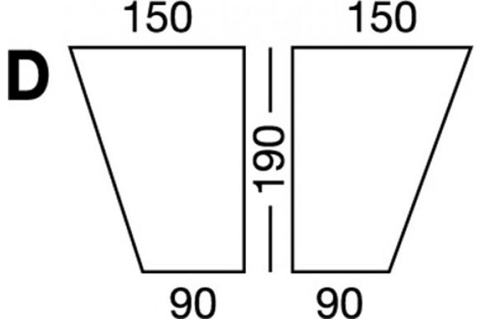 Adjustable Elastic Sheet Model D