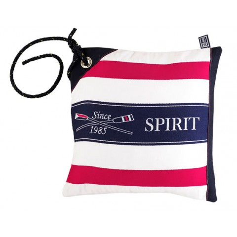 Spirit Windproof Fuchsia Cushion Case
