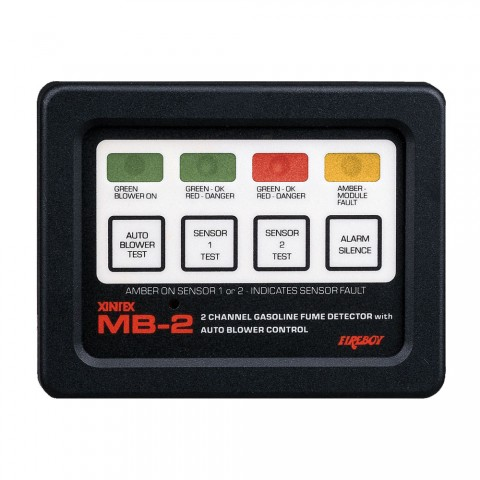 Xintex Mb 2 Fume Detector