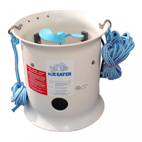 Powerhouse Ice Eater 1 Hp 115V With 100Ft Cord