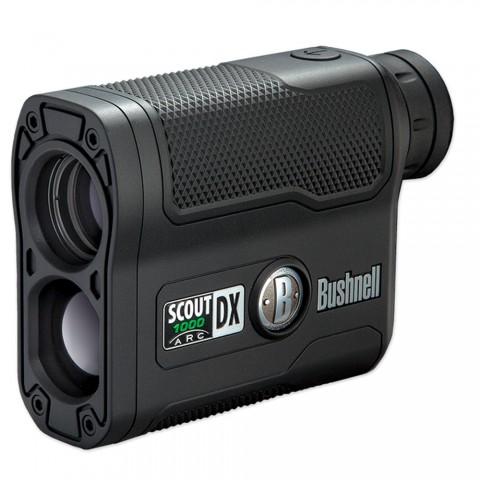 Bushnell Scout Dx 1000 Arc 6 X 21 Black Laser Rangefinder