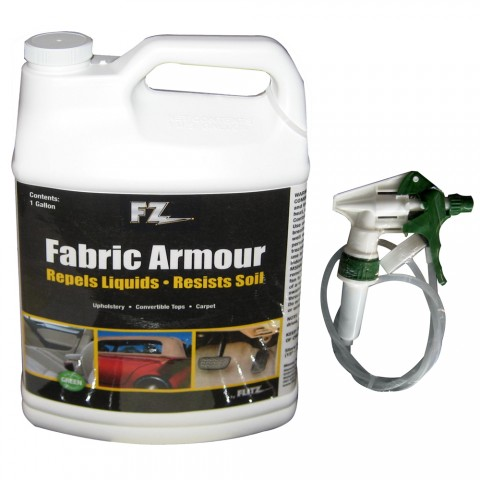 Flitz Auto Truck Fabric Armour 128Oz 1 Gallon