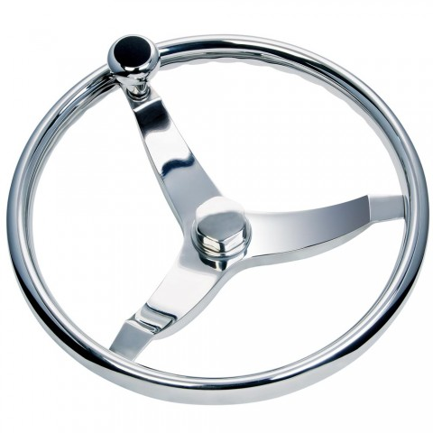 Schmitt 714 Vision Cast 13.5 Ss Wheel W Knob Finger Grip