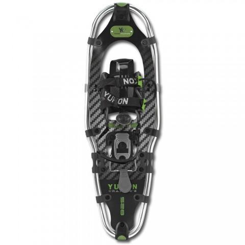Yukon Charlie S Elite Series Snowshoe 8X25 Carbon Green