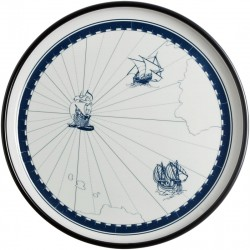 Columbus Dinner Plate - Set of 6