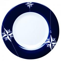 NorthWind Non-Slip Dinner Plate