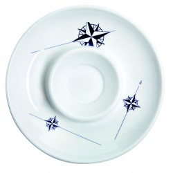 NorthWind Expresso Cup & Plate