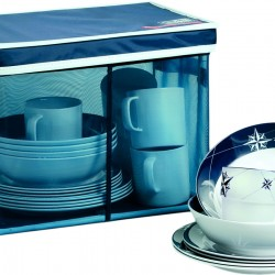 NorthWind Tableware Set - 24 Pcs