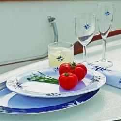 NorthWind Oval Serving Platters - Set of 2