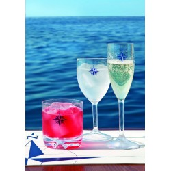 NorthWind Champagne Glass - Set of 6