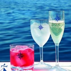 NorthWind Champagne Glass - Set of 6
