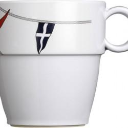 Regata Non-Slip Mug - Set of 6