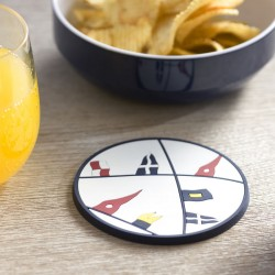 Regata Drink Coaster - Set of 6