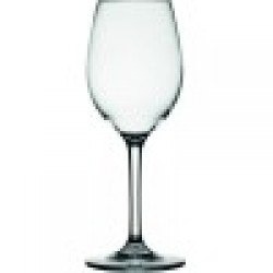 CLEAR Non-Slip Wine Glass - Set of 6 - Tritan