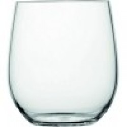 CLEAR Non-Slip Water Glass - Set of 6 - Tritan