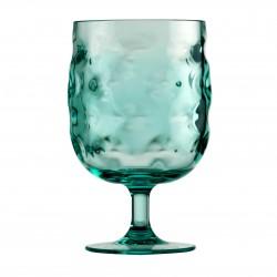 Harmony Acqua Moon Wine Glasses - Set of 6 - MS