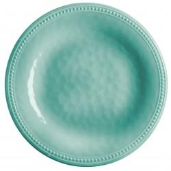 "Harmony Acqua Dinner Plate 10"" - Melamine"