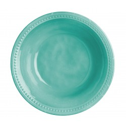 "Harmony Acqua Deep Plate Round 8.8"" - Melamine"