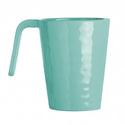 Harmony Acqua Coffee Mug - Melamine