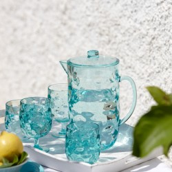 Harmony Acqua Moon Pitcher - MS