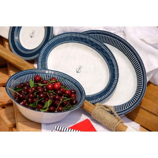 Sailor Soul Oval Serving Plates - Melamine