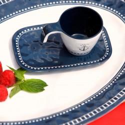 Sailor Soul Espresso Cup Plate - Melamine