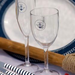 Sailor Soul Wine Glasses - Set of 6 - MS