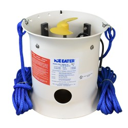 Ice Eater by Power House 1/2HP Ice Eater w/25\\\' Cord - 115V