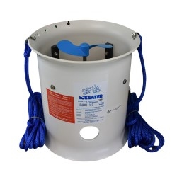 Ice Eater by Power House 3/4HP Ice Eater w/25\\\' Cord - 115V