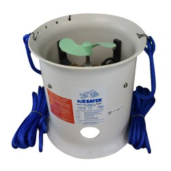 Ice Eater by Power House 1HP Ice Eater w/25\\\' Cord - 115V