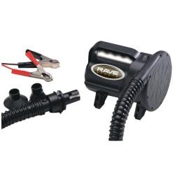 RAVE High Pressure Inflator/Deflator - 12V