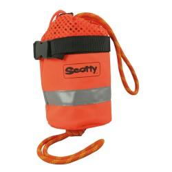 Scotty Throw Bag w/50\\\' MFP Floating Line
