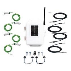 Davis Complete Wireless Soil Moisture/Temperature Station - Includes Sensors
