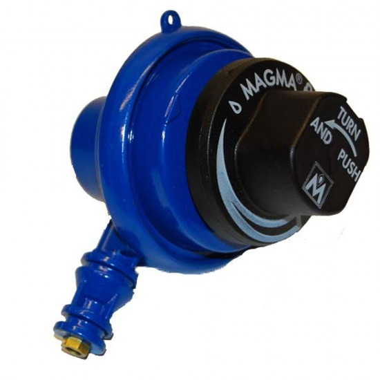 Magma Control Valve/Regulator - Type 1 - High Output f/Gas Grills