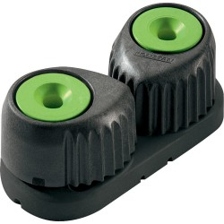 Ronstan C-Cleat Cam Cleat - Large - Green w/Black Base
