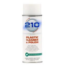 Camco 210 Plastic Cleaner Polish 14oz Spray