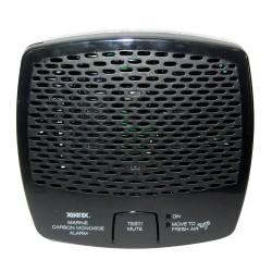 Xintex Carbon Monoxide Alarm - Battery Operated - Black