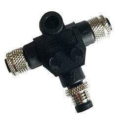 Maxwell Dual Install T Junction Connector