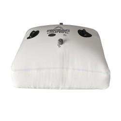 FATSAC Floor Fat Sac Ballast Bag - 500lbs - White