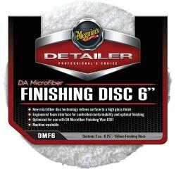 """Meguiar's DA Microfiber Finishing Disc - 6"""" - 2-Pack"""