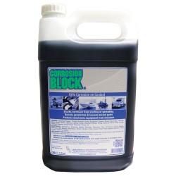 Corrosion Block Liquid 4-Liter Refill - Non-Hazmat, Non-Flammable & Non-Toxic