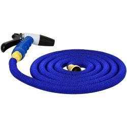 HoseCoil Expandable 25' Hose w/Nozzle & Bag